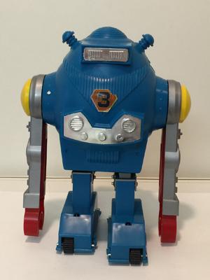 大回転ロボット