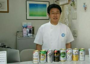 石川先生 50歳のお誕生日